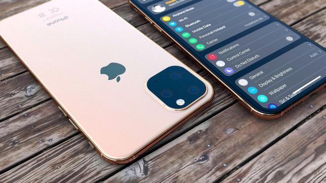 Ngắm render 3D mới nhất, đẹp nhất của iPhone 2019 với cụm camera vuông và iOS 13 - Ảnh 11.
