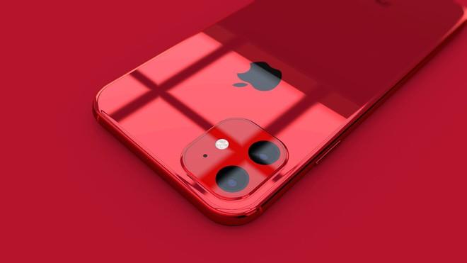 Ngắm render 3D mới nhất, đẹp nhất của iPhone 2019 với cụm camera vuông và iOS 13 - Ảnh 17.