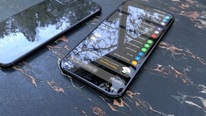 Ngắm render 3D mới nhất, đẹp nhất của iPhone 2019 với cụm camera vuông và iOS 13 - Ảnh 9.