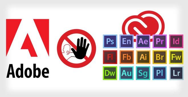 Người dùng các phiên bản cũ của phần mềm Adobe sẽ có thể bị kiện - Ảnh 1.