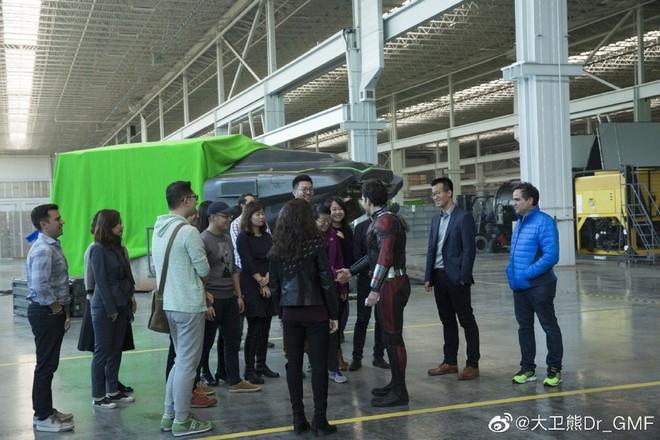 Tổng hành dinh của Avengers trong Endgame thuộc về một nhà sản xuất máy xúc, máy ủi Trung Quốc - Ảnh 2.