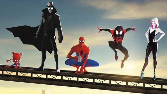 Tom Holland đóng 2 vai trong Spider-man: Far From Home: Giả thuyết Spider-verse là có thật? - Ảnh 1.