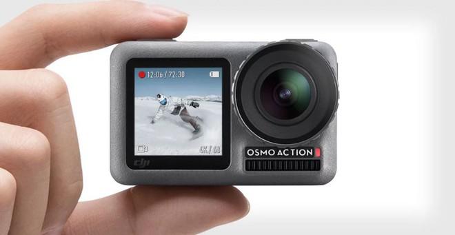 DJI công bố action-cam đầu tay mang tên Osmo Action: Đã đến lúc GoPro phải run sợ? - Ảnh 1.
