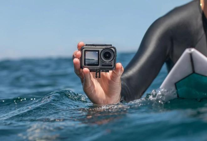 DJI công bố action-cam đầu tay mang tên Osmo Action: Đã đến lúc GoPro phải run sợ? - Ảnh 2.