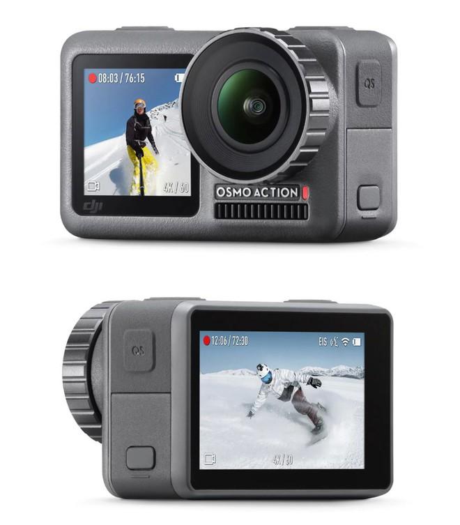 DJI công bố action-cam đầu tay mang tên Osmo Action: Đã đến lúc GoPro phải run sợ? - Ảnh 4.