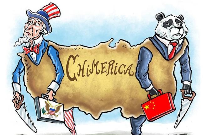 Chimerica - Mối quan hệ cộng sinh Mỹ - Trung kéo dài nhiều thập kỷ qua đang ở bên bờ vực diệt vong - Ảnh 2.