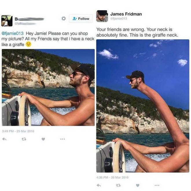 Cười đau ruột với 14 nạn nhân nhờ Thánh Photoshop sửa ảnh - Ảnh 14.