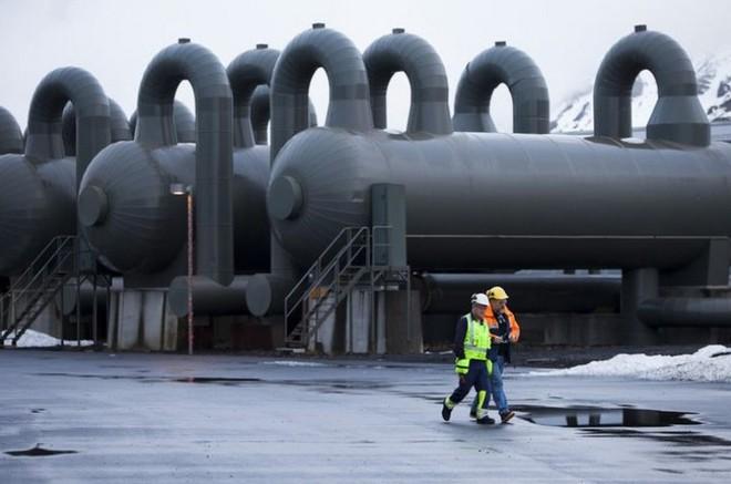 """Iceland thử nghiệm thành công phương pháp """"bắt và nhốt"""" CO2 vĩnh viễn vào trong lòng đất - Ảnh 2."""