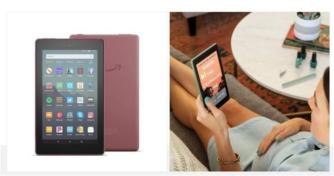 Amazon ra mắt máy tính bảng Fire 7, giá chỉ từ 1.2 triệu đồng - Ảnh 2.