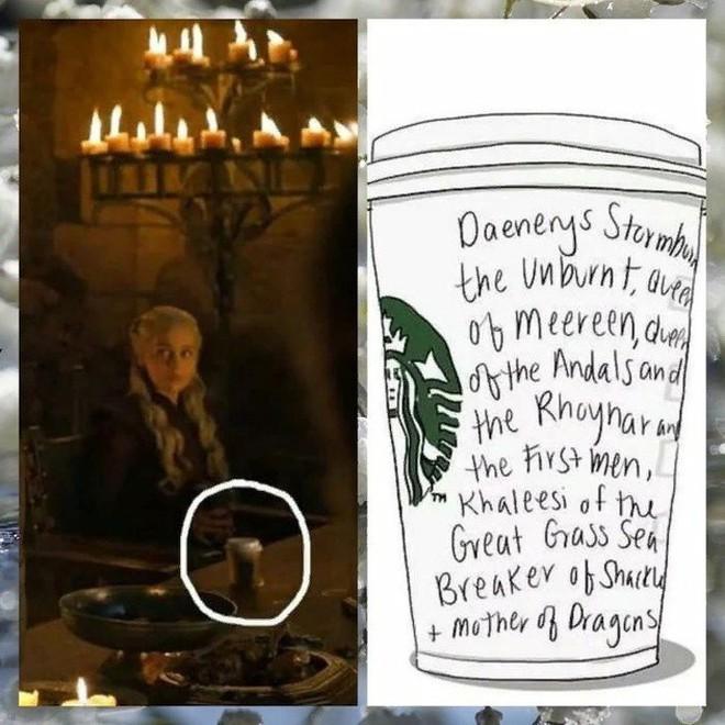 Trong Game of Thrones, 9 chi tiết này vô lý chẳng kém cốc cà phê Starbucks - Ảnh 12.