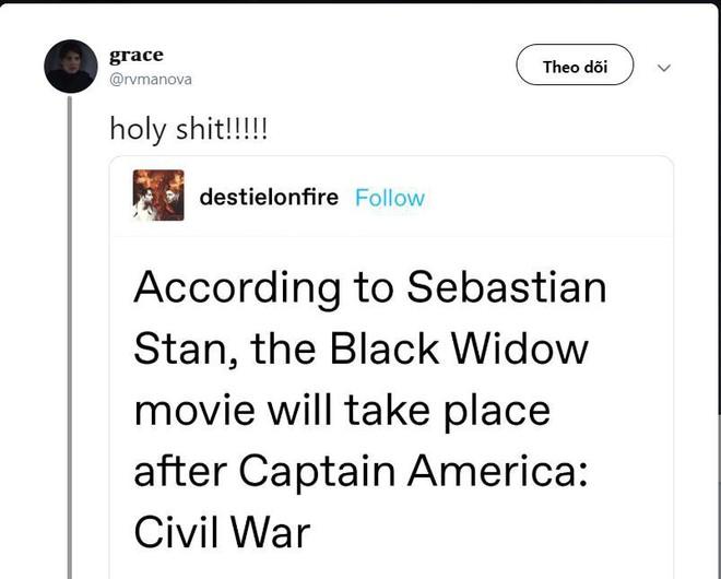 BLACK WIDOW bị lộ nội dung quan trọng vì Bucky vạ miệng: lại chiêu trò của Marvel? - Ảnh 1.