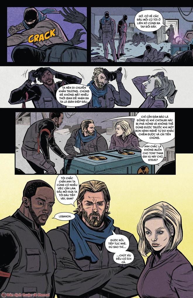 BLACK WIDOW bị lộ nội dung quan trọng vì Bucky vạ miệng: lại chiêu trò của Marvel? - Ảnh 2.