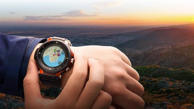 Casio sẽ ra mắt smartwatch thương hiệu G-Shock vào năm 2021? - Ảnh 1.
