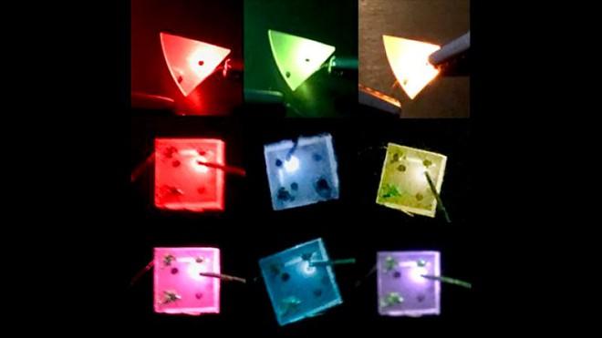 Bóng LED mới tự thay đổi màu sắc, giúp độ phân giải màn hình tăng gấp 3 lần nhưng lại có giá rẻ hơn - Ảnh 2.