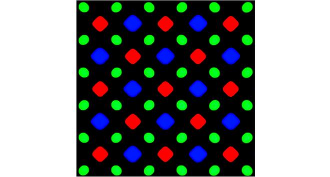 Bóng LED mới tự thay đổi màu sắc, giúp độ phân giải màn hình tăng gấp 3 lần nhưng lại có giá rẻ hơn - Ảnh 1.