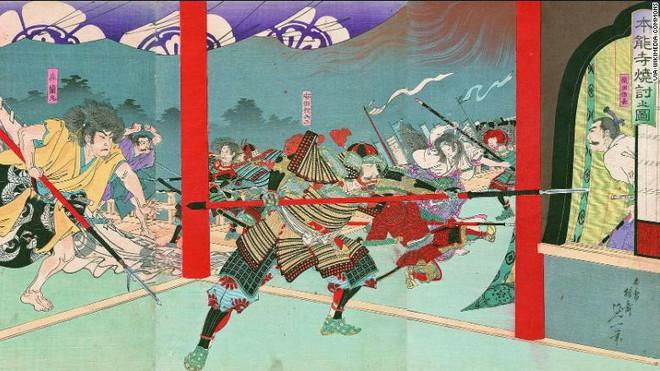 Huyền thoại về samurai da màu đầu tiên: Từ bị nhầm lẫn là đại hắc thần đến trợ thủ đắc lực cho lãnh chúa khét tiếng nhất Nhật Bản - Ảnh 6.