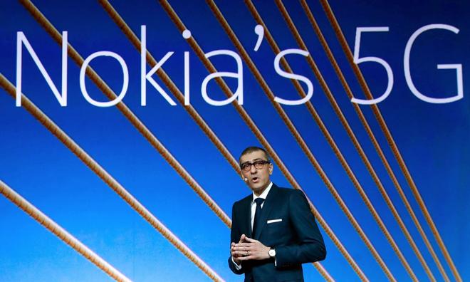 CEO Nokia nhìn thấy lợi ích trong vụ việc Mỹ cấm cửa Huawei - Ảnh 1.
