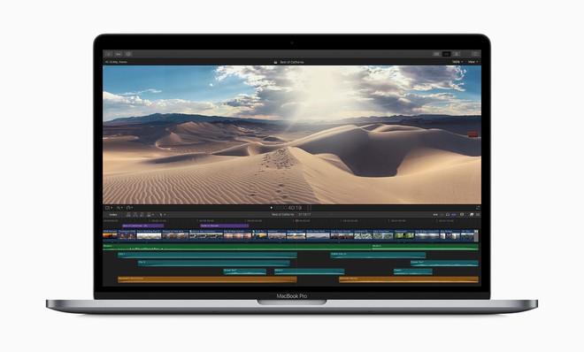 Apple ra mắt MacBook Pro 2019 với CPU 8 nhân, bàn phím mới không dễ hỏng như đời cũ - Ảnh 1.