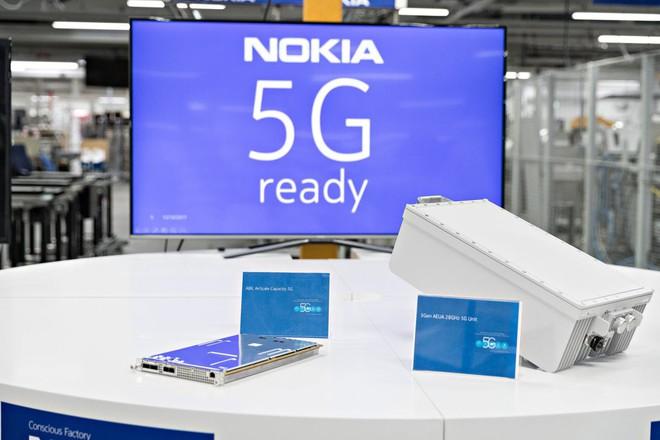 CEO Nokia nhìn thấy lợi ích trong vụ việc Mỹ cấm cửa Huawei - Ảnh 2.