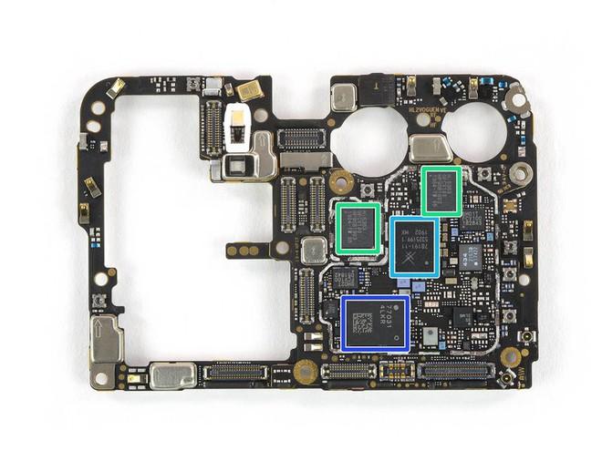 Nhìn lại những hình ảnh mổ bụng P30 Pro để thấy Huawei sử dụng công nghệ Mỹ nhiều như thế nào - Ảnh 3.