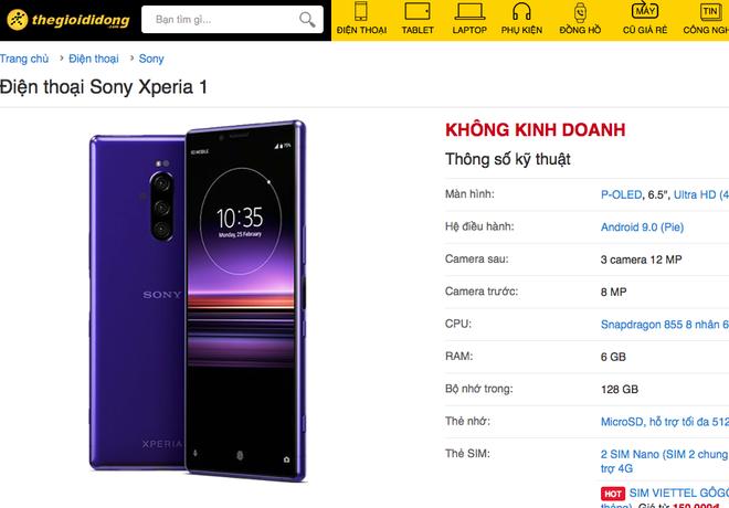 Sony Mobile tuyên bố ngừng tập trung và rút khỏi nhiều thị trường, trong đó có Việt Nam - Ảnh 4.