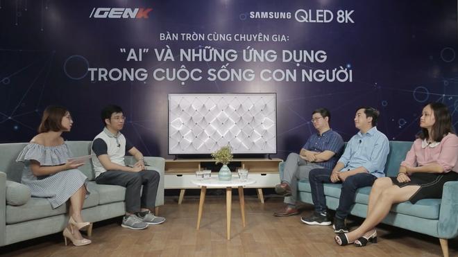 Nghe 4 chuyên gia đầu ngành về mảng công nghệ tại Việt Nam định nghĩa và giải đáp các vấn đề về AI - Ảnh 1.