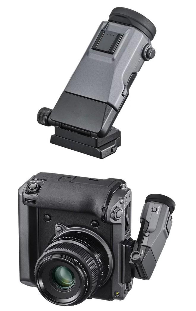Fujifilm công bố máy ảnh Medium Format GFX100: cao cấp nhất của hãng, cảm biến 102 MP, chống rung IBIS 5 bước, lấy nét pha phủ 100% khung hình - Ảnh 10.