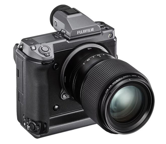Fujifilm công bố máy ảnh Medium Format GFX100: cao cấp nhất của hãng, cảm biến 102 MP, chống rung IBIS 5 bước, lấy nét pha phủ 100% khung hình - Ảnh 2.