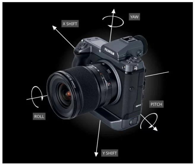 Fujifilm công bố máy ảnh Medium Format GFX100: cao cấp nhất của hãng, cảm biến 102 MP, chống rung IBIS 5 bước, lấy nét pha phủ 100% khung hình - Ảnh 3.