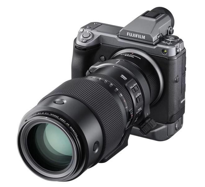 Fujifilm công bố máy ảnh Medium Format GFX100: cao cấp nhất của hãng, cảm biến 102 MP, chống rung IBIS 5 bước, lấy nét pha phủ 100% khung hình - Ảnh 4.