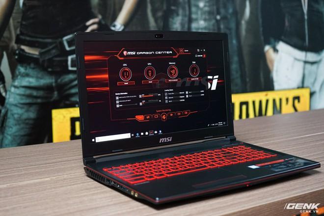 Ảnh thực tế laptop GL63/73 và GF63/75 của MSI: một hầm hố, một cơ động, trang bị Intel Core i thế hệ 9, card đồ họa lên đến RTX 2060 - Ảnh 3.