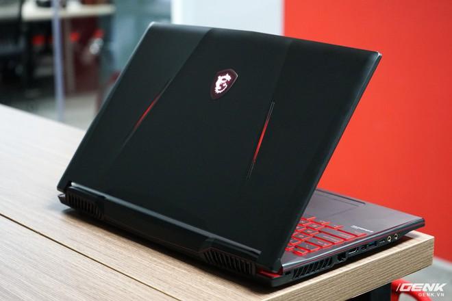 Ảnh thực tế laptop GL63/73 và GF63/75 của MSI: một hầm hố, một cơ động, trang bị Intel Core i thế hệ 9, card đồ họa lên đến RTX 2060 - Ảnh 2.