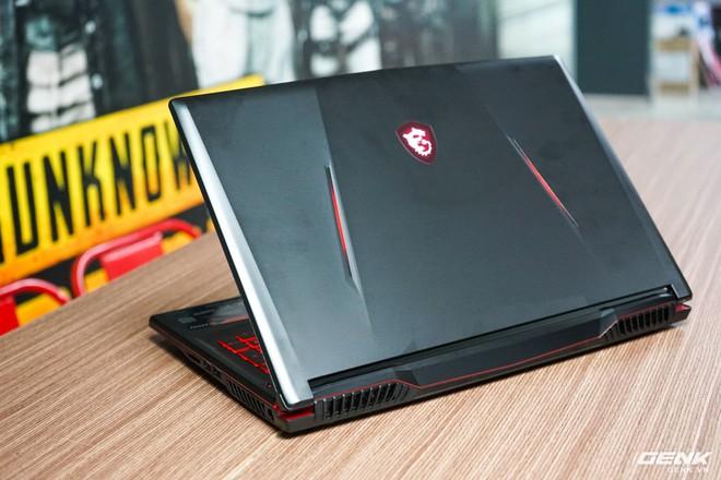 Ảnh thực tế laptop GL63/73 và GF63/75 của MSI: một hầm hố, một cơ động, trang bị Intel Core i thế hệ 9, card đồ họa lên đến RTX 2060 - Ảnh 4.