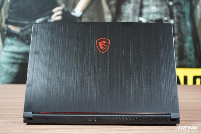 Ảnh thực tế laptop GL63/73 và GF63/75 của MSI: một hầm hố, một cơ động, trang bị Intel Core i thế hệ 9, card đồ họa lên đến RTX 2060 - Ảnh 13.