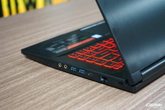 Ảnh thực tế laptop GL63/73 và GF63/75 của MSI: một hầm hố, một cơ động, trang bị Intel Core i thế hệ 9, card đồ họa lên đến RTX 2060 - Ảnh 16.