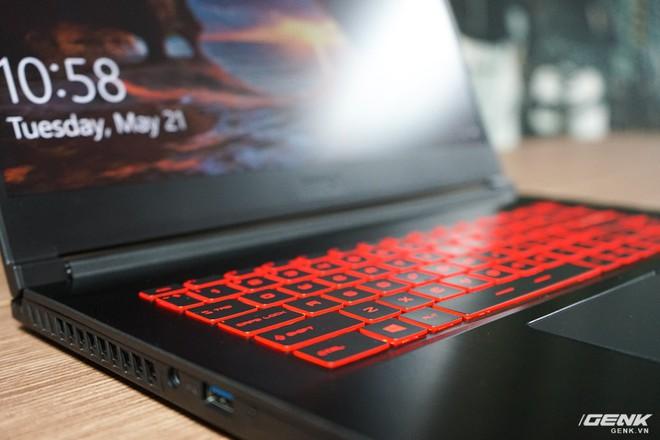 Ảnh thực tế laptop GL63/73 và GF63/75 của MSI: một hầm hố, một cơ động, trang bị Intel Core i thế hệ 9, card đồ họa lên đến RTX 2060 - Ảnh 18.