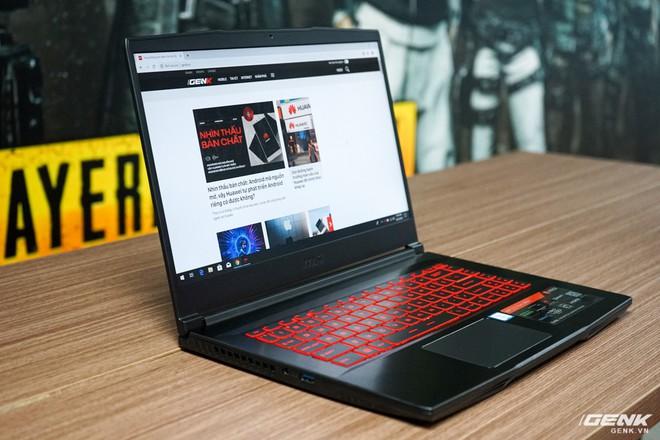 Ảnh thực tế laptop GL63/73 và GF63/75 của MSI: một hầm hố, một cơ động, trang bị Intel Core i thế hệ 9, card đồ họa lên đến RTX 2060 - Ảnh 14.