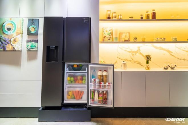Đi chơi Samsung Showcase bắt gặp tủ lạnh thế hệ 2019 hoàn toàn mới, cực xịn sò - Ảnh 6.