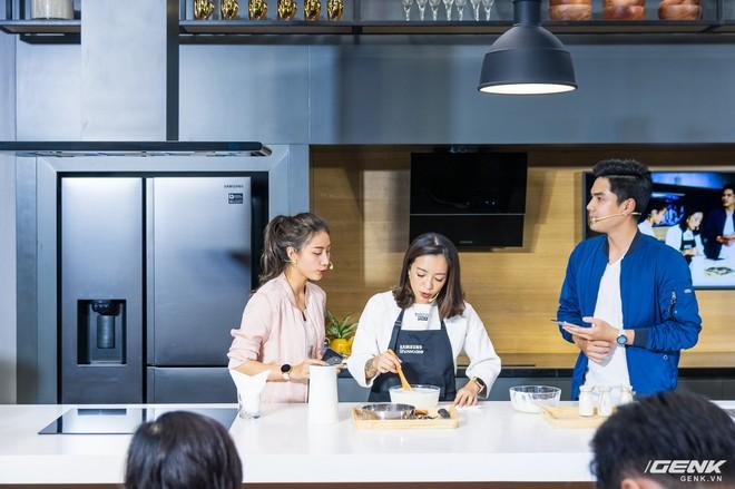 Đi chơi Samsung Showcase bắt gặp tủ lạnh thế hệ 2019 hoàn toàn mới, cực xịn sò - Ảnh 2.