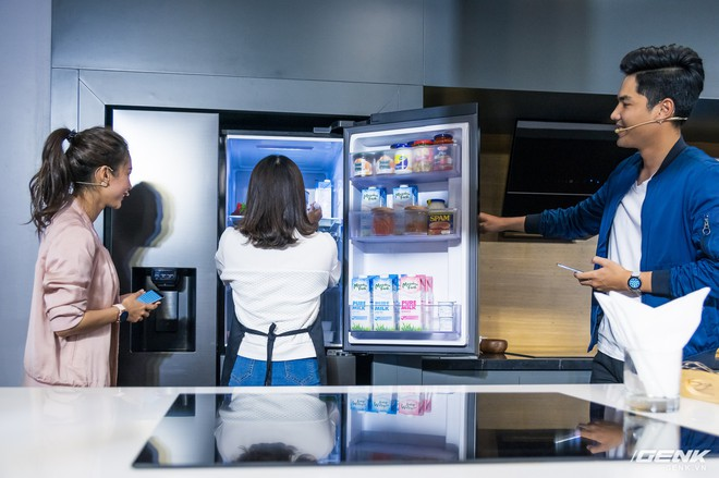 Đi chơi Samsung Showcase bắt gặp tủ lạnh thế hệ 2019 hoàn toàn mới, cực xịn sò - Ảnh 5.