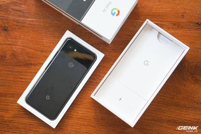 Trên tay Google Pixel 3a tại Việt Nam: không đẹp, 1 camera nhưng hoàn toàn có thể khiến nhiều ông lớn nghìn đô tâm phục, khẩu phục - Ảnh 3.