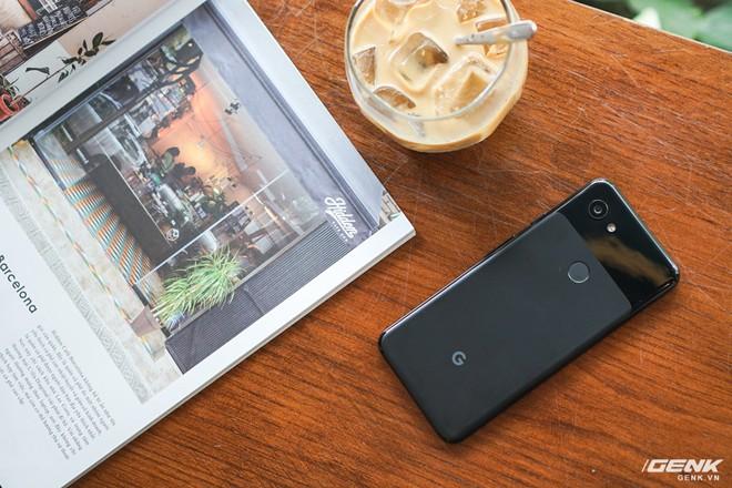 Trên tay Google Pixel 3a tại Việt Nam: không đẹp, 1 camera nhưng hoàn toàn có thể khiến nhiều ông lớn nghìn đô tâm phục, khẩu phục - Ảnh 5.