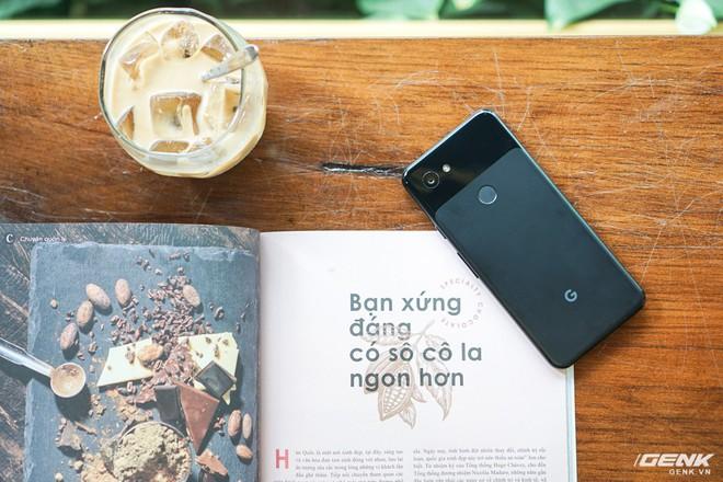 Trên tay Google Pixel 3a tại Việt Nam: không đẹp, 1 camera nhưng hoàn toàn có thể khiến nhiều ông lớn nghìn đô tâm phục, khẩu phục - Ảnh 18.
