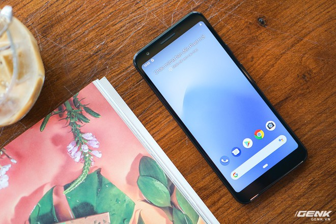 Trên tay Google Pixel 3a tại Việt Nam: không đẹp, 1 camera nhưng hoàn toàn có thể khiến nhiều ông lớn nghìn đô tâm phục, khẩu phục - Ảnh 8.
