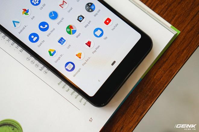 Trên tay Google Pixel 3a tại Việt Nam: không đẹp, 1 camera nhưng hoàn toàn có thể khiến nhiều ông lớn nghìn đô tâm phục, khẩu phục - Ảnh 11.
