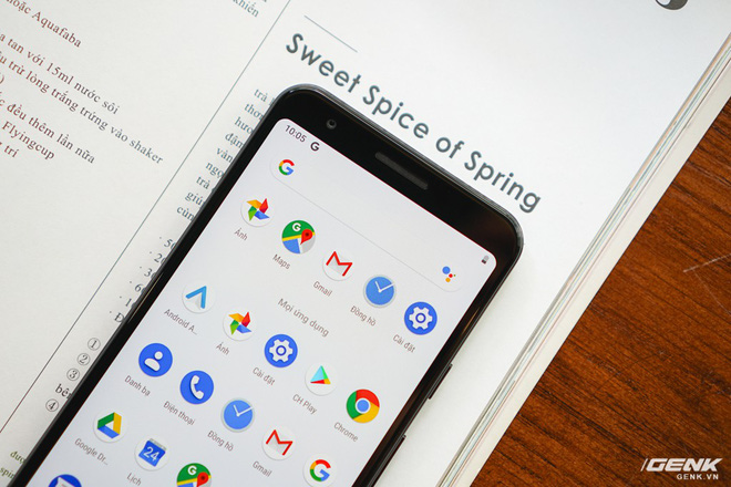 Trên tay Google Pixel 3a tại Việt Nam: không đẹp, 1 camera nhưng hoàn toàn có thể khiến nhiều ông lớn nghìn đô tâm phục, khẩu phục - Ảnh 10.