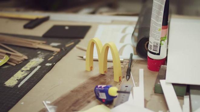 McDonalds khai trương McHive, nhà hàng tí hon dành riêng cho ong - Ảnh 5.
