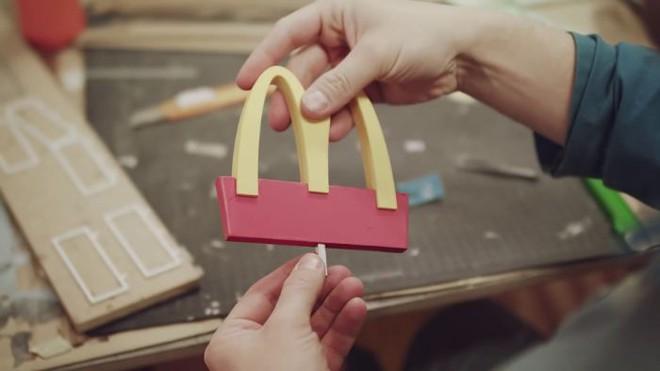 McDonalds khai trương McHive, nhà hàng tí hon dành riêng cho ong - Ảnh 6.