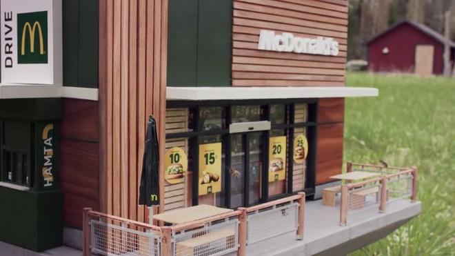McDonalds khai trương McHive, nhà hàng tí hon dành riêng cho ong - Ảnh 14.