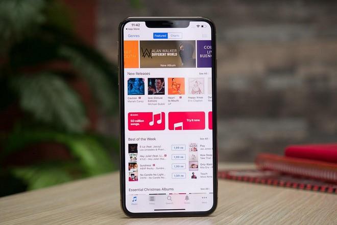 Apple bị kiện tập thể vì bán thông tin cá nhân của người dùng iTunes - Ảnh 1.